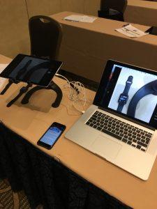 wearable app presentatie PSQT 3